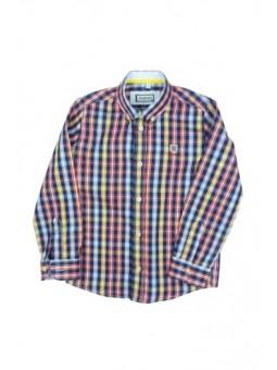 Nachete camisa de cuadros