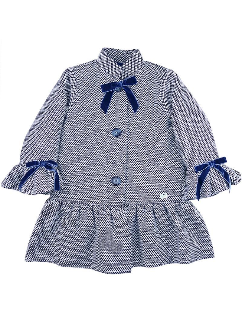 Eve Children пальто с воланом