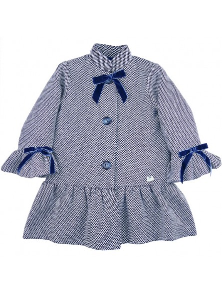 Eve Children. Mao collar coat
