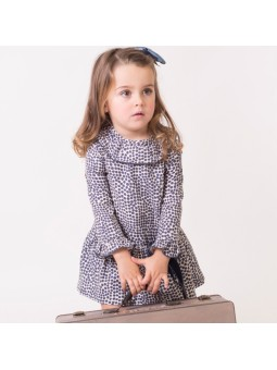 Eve Children vestido lunares lookbook