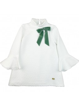 Eve Children vestido blanco