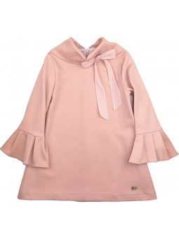 Eve Children vestido rosa