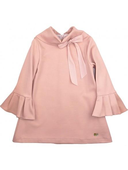 Eve Children vestido rosa