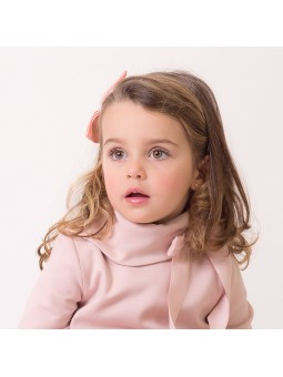 Eve Children vestido rosa lookbook