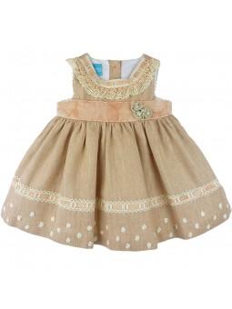 Sapytos vestido de lino