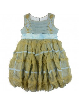 Larrana vestido de lino