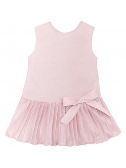 Eve Children vestido lurex