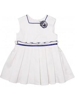 Tutto Piccolo vestido blanco