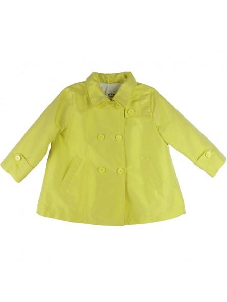 Gabardina amarilla tornasolada de la marca Special Day