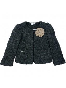 iDO chaqueta de tweed