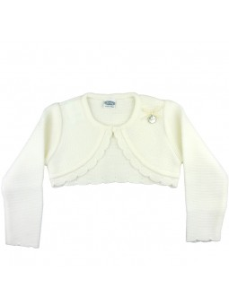 Rochy chaqueta crema