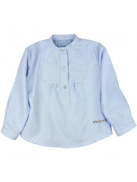 Nachete camisa de rayas