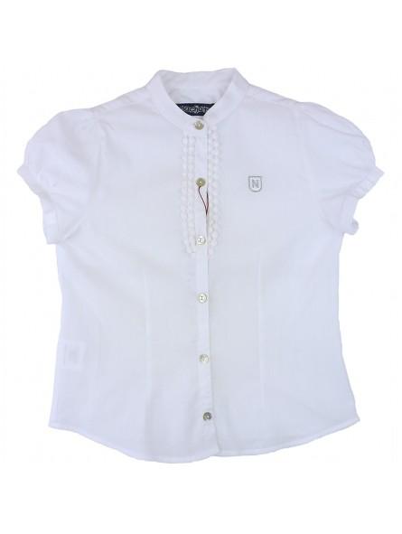 Nachete camisa blanca