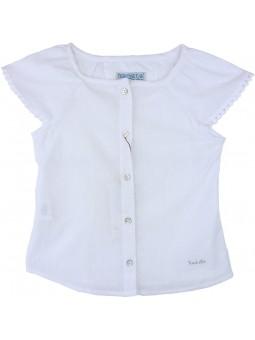 Nachete camisa blanca plumeti