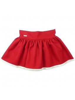 Nora Norita falda roja