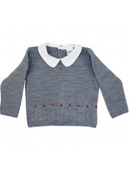 Rochy jersey gris