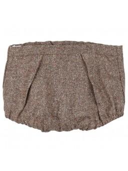 Rochy braguita marrón jaspeada
