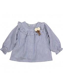 Rochy camisa de rayas