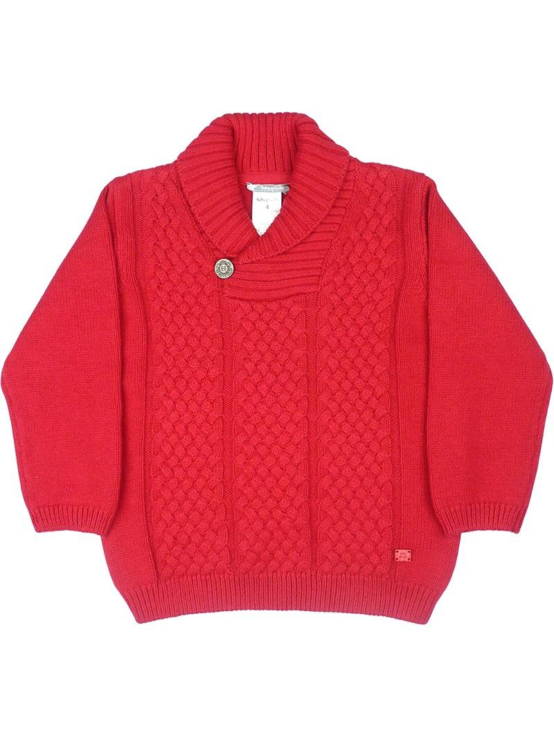 Tutto Piccolo. Jersey rojo