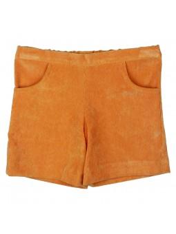 Rochy. Short naranja