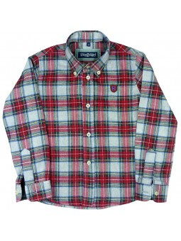 Nachete camisa de franela