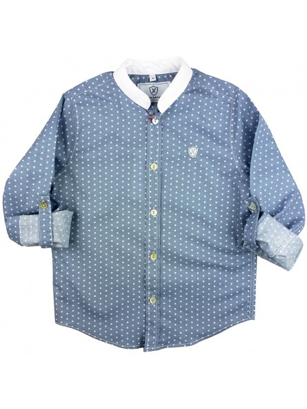 Nachete camisa estampada estrellas