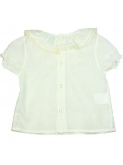 Paloma de la O. Camisa plumeti