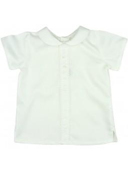 Rochy. Camisa blanca
