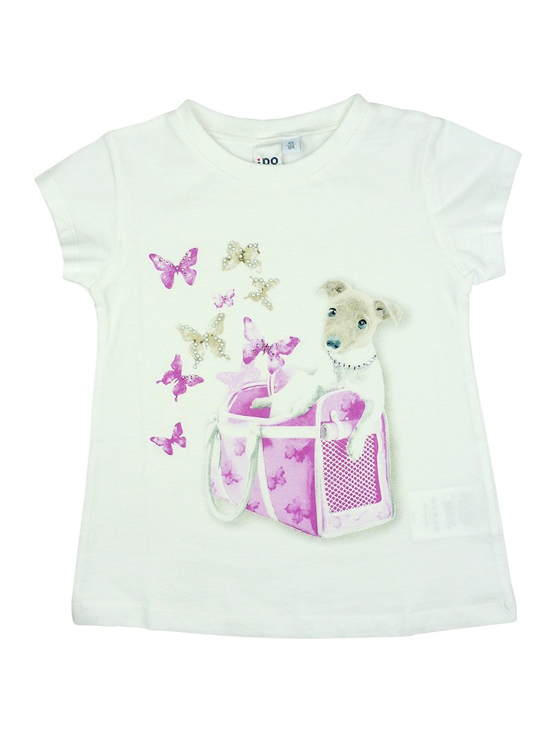 Camiseta perrito. iDO by Miniconf