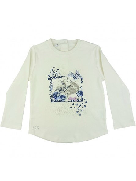 Camiseta estampada tigres. iDO
