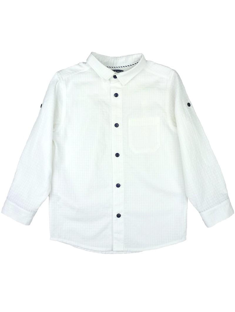 Tutto Piccolo. Camisa blanca