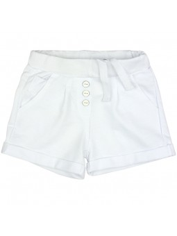 iDO by MINICONF. Short blanco