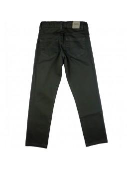 Jeans gris vista trasera