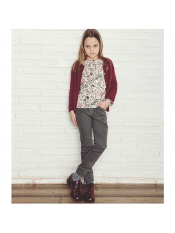 Jeans gris lookbook